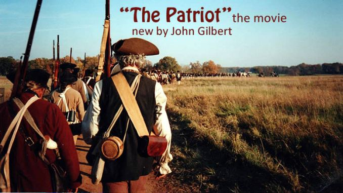 The Patriot movie