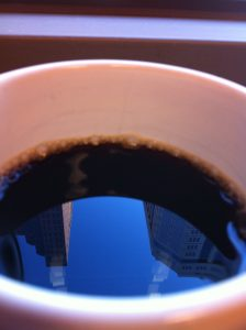 coffee downtown