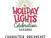 Holiday Character Breakfast