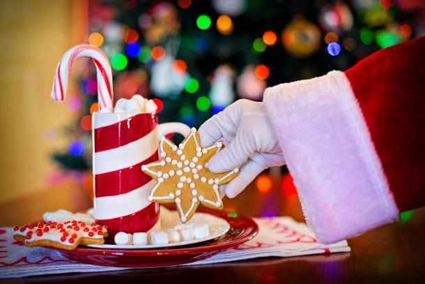santa christmas breakfast with santa