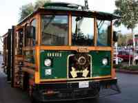 Discovery District Holiday Trolley Hop