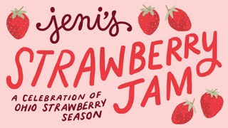 Jeni's Strawberry Jam