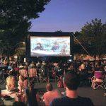 Topiary Park Summer Movie Nights