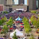 Free Concerts at Columbus Commons