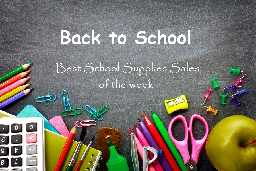 photo regarding School Supply Printable Coupons known as Again towards Faculty: Ideal University Materials Gross sales this 7 days
