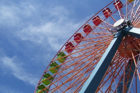 fair, festival Cedar Point