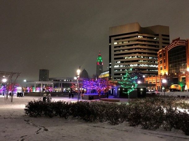Christmas in Downtown Columbus