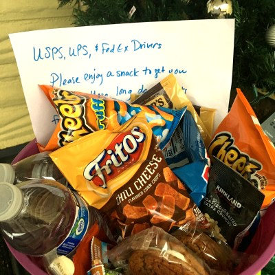 gifts for mail carrier