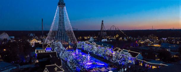 Christmas Ranch Morrow Ohio.The Best Columbus Christmas Lights Displays Columbus On