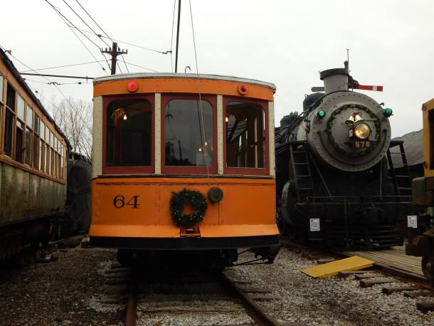 letters to santa at Ohio Railway
