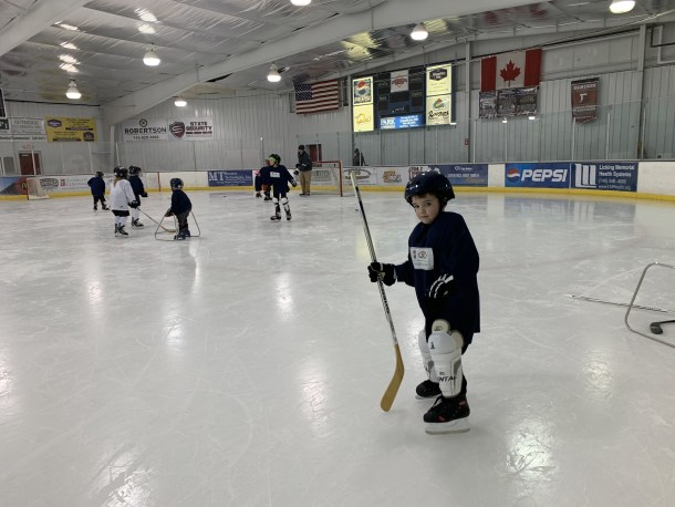 Hockey for Free Day