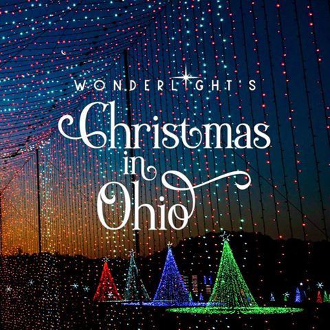 wonderlight's christmas in Ohio car