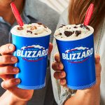 Dairy Queen serves BOGO 80 cents Blizzard