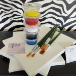Canvas Creations for You Live Painting and Take Home Kits