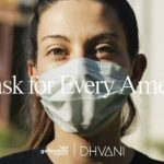 FREE face masks from Dhvani for all Americans