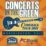 Worthington Concerts on the Green on Sundays