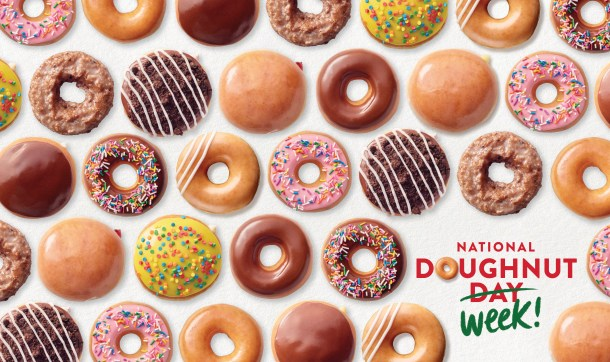 donut day krispy kreme national donut