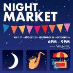 Visit the monthly North Market Outdoor Night Market