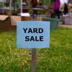 Yard Sales and Garage Sales in Columbus