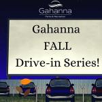 Fall Gahanna Drive-In Series Movies and Concerts