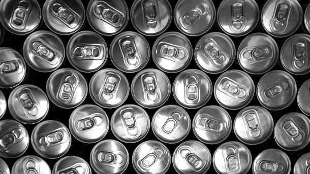 pop cans soda Ronald McDonald House