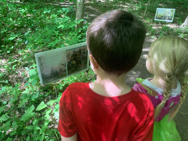 story book trail
