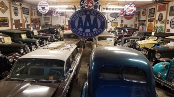 Packard Columbus The Hagans Auto Museum