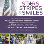 Day of Free Dental Care for Veterans & Active Duty Military with Northstar Family Dental