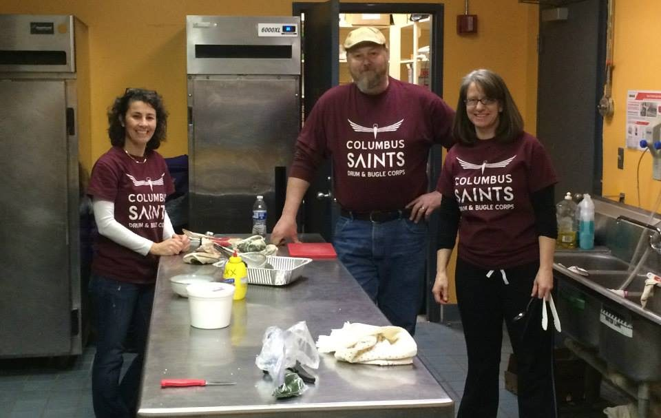 Awesome Kitchen Volunteers!