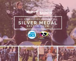 Silver Medal - Soundsport Whitewater