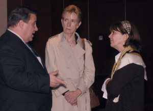 Vince & Linda Valvo, Carolyn Lumsden