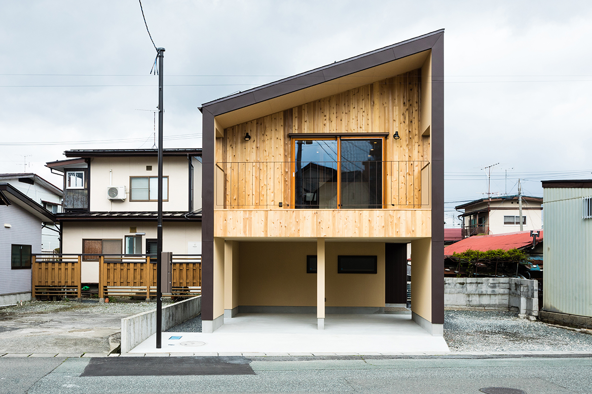 銅町の家 2020