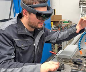 Digitalisierung in Industrie und Handwerk