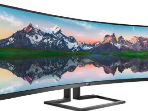 Business-Display Philips 498P9 im Test