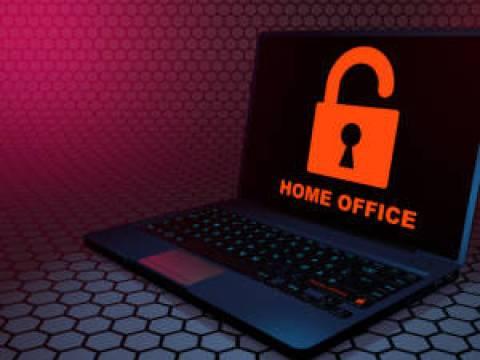 Homeoffice als Sicherheitsrisiko