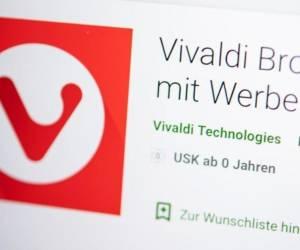 Vivaldi-Browser will Cookie-Banner ausblenden