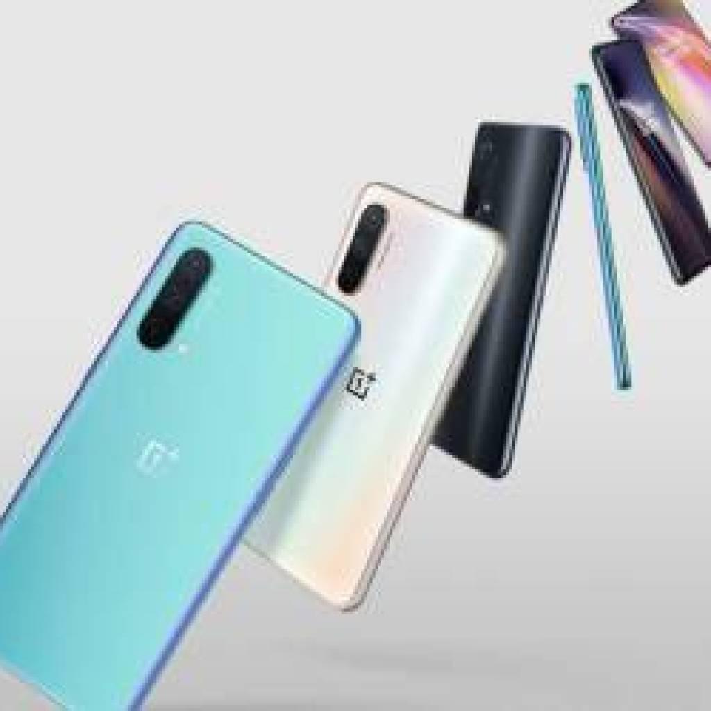 OnePlus präsentiert das Mittelklasse-Smartphone Nord CE 5G