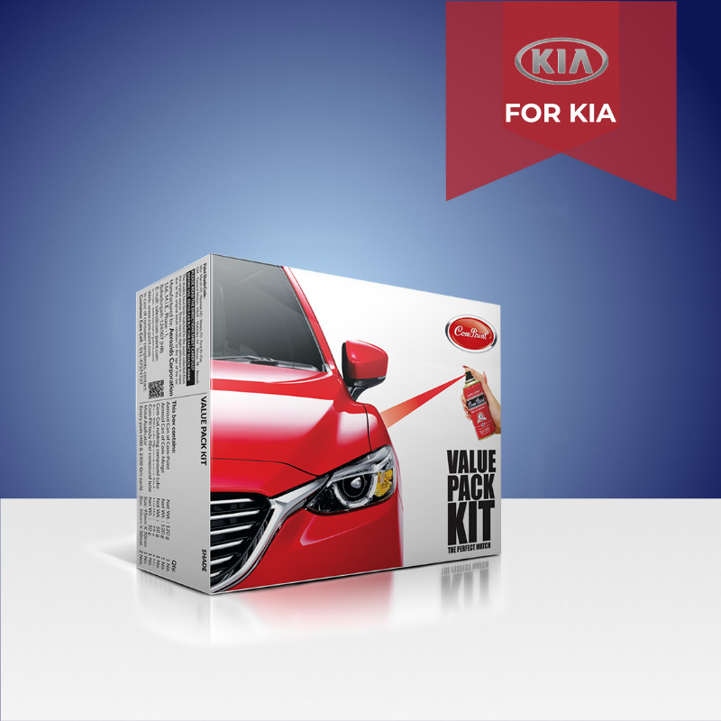 kia scratch remover value pack kit