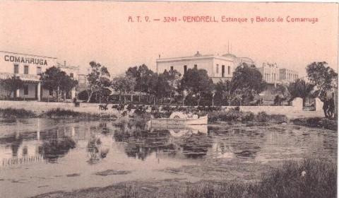 Los balnearios de Comarruga