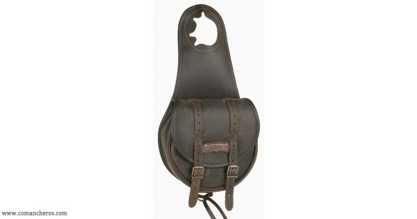 Cantle Bag Saddle Western