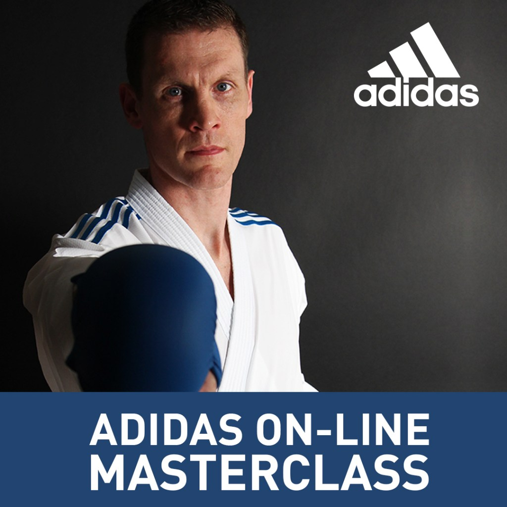 Karate - Participate to an online masterclass with Junior Lefevre