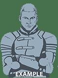 Trombinoscope Combattants et Arbitres