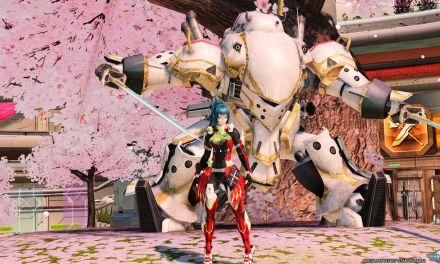 Exploring Phantasy Star Online 2's Sakura Memories Crossover Event
