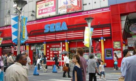 Sega Ikebukuro GIGO to Close on 9/20/2021