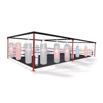 stands hangers to mount punching bags