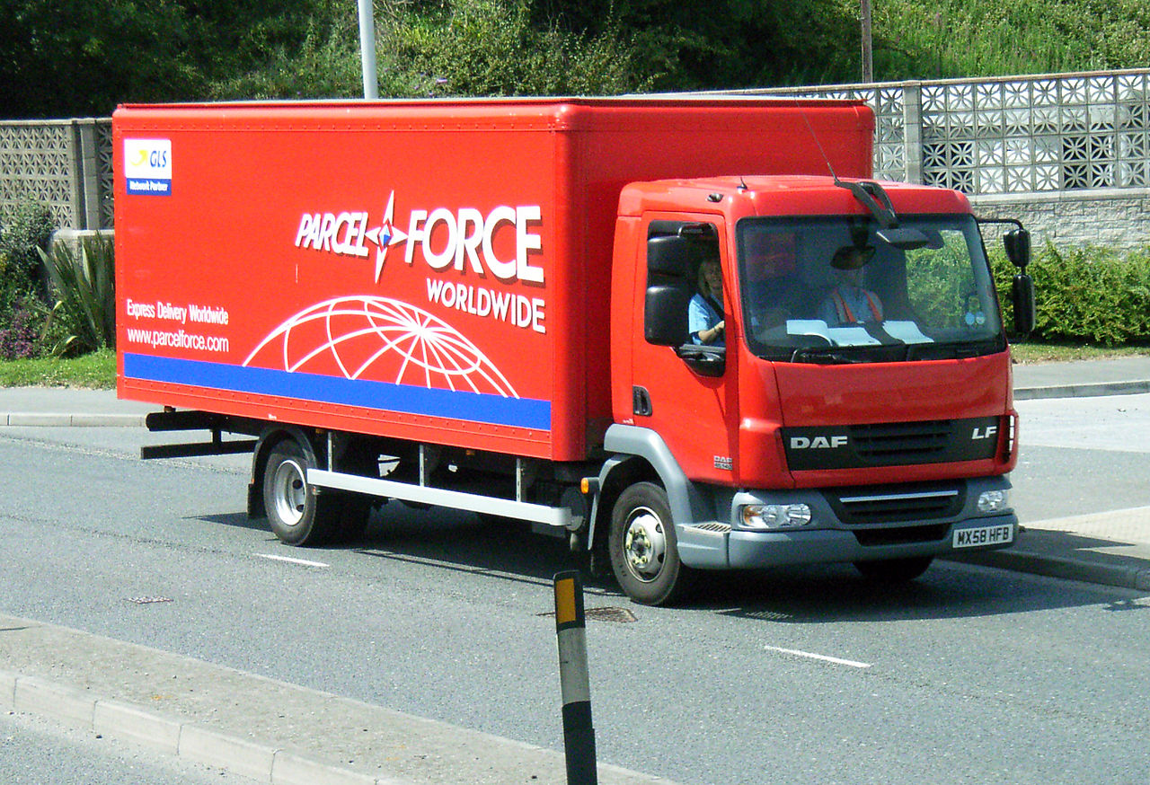 Setting Up a Courier Business