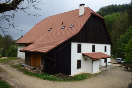 Réfection des façades - vue ouest