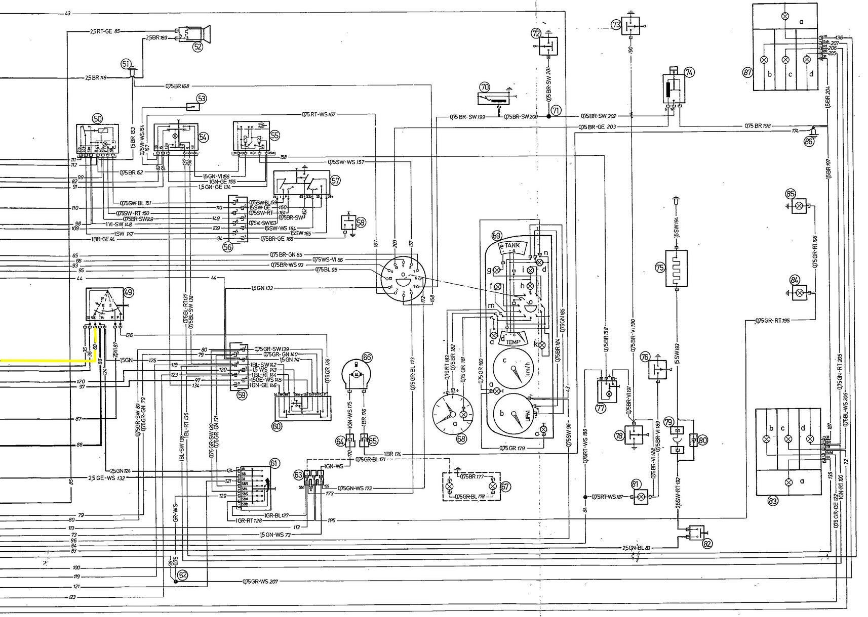 Schema Electrique Bmw E65