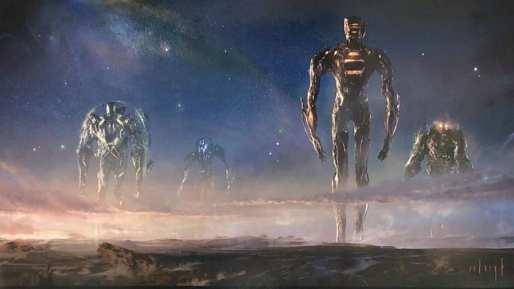 Os Eternos: Revelada sinopse oficial do filme - Combo Infinito