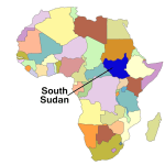 A Brief History Of The Civil War In South Sudan Comboni Missionaries